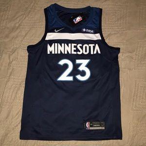 best loved f74b6 e81c8 Jimmy Butler Minnesota Timberwolves Nike Jersey NWT